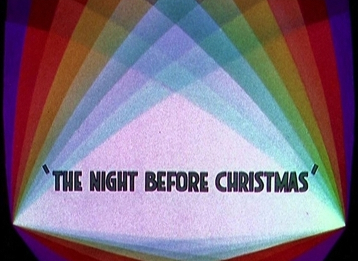 The Night Before Christmas (Disney)   Christmas Specials Wiki ...