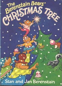 BerenstainBearsXmasTree Book