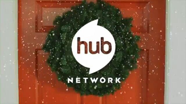 File:Hub Network logo in a Christmas wreath.jpg