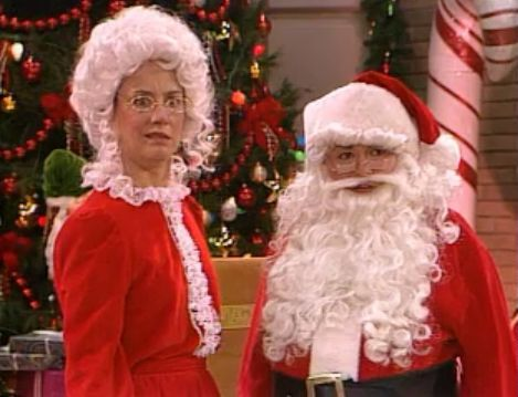 Santa Claus (Roseanne) | Christmas Specials Wiki | FANDOM powered ...