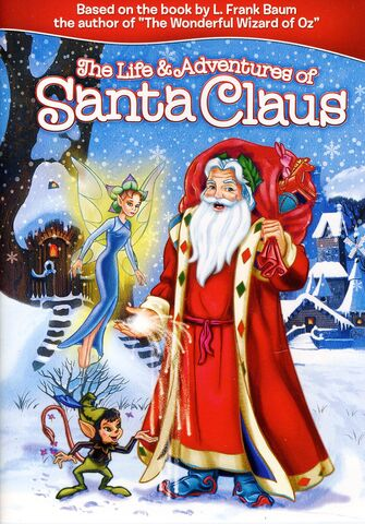 File:The life and adventured of Santa Claus.JPG