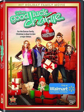 File:Good Luck Charlie It's Christmas! DVD.jpg