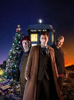 Doctor Who in The End of Time