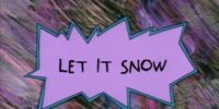 Let It Snow (Rugrats)