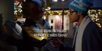 The Robo Knight Before Christmas