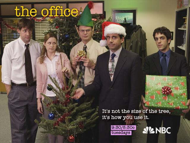File:Office xmas 2006.jpg