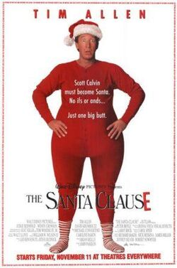 TheSantaClause Poster
