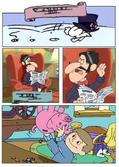 TLoFtSm- Custom Comic 2nd page