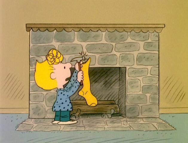 File:Sally hanging a stocking.jpg