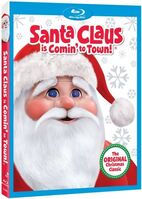 SantaClausIsComingToTown Bluray