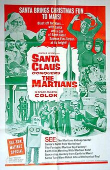 Santa martians
