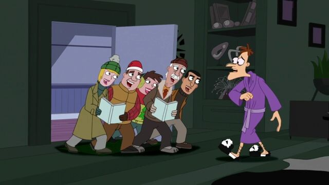 File:Doofenshmirtz with carolers.jpg