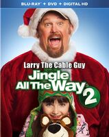 Jingle All the Way 2 Blu-Ray Combo