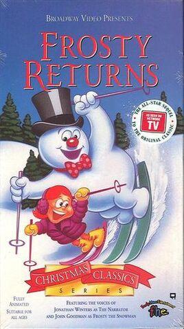 File:FrostyReturns VHS 1993.jpg