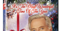 "Andy Williams Sings ""It's The Most Wonderful Time Of The Year"" (special)"
