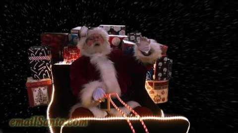 16 30 SCT - Does Santa Ever Catch A Cold? Watch the Santa Snooper to find out!