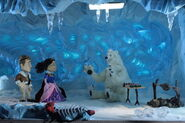 Eureka- Inside the Polar Bear Cave