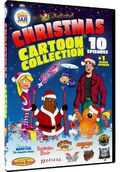 Cookie Jar Christmas Cartoon Collection DVD