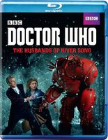 Doctor Who The Husbands of River Song US Blu-Ray