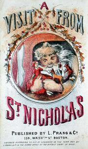 1864 VisitFromStNicholas Prang
