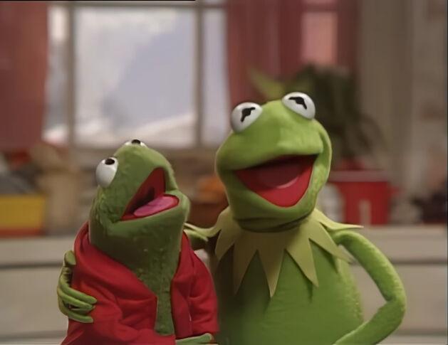 File:Kermit and Robin Sing Jingle Bells.jpg