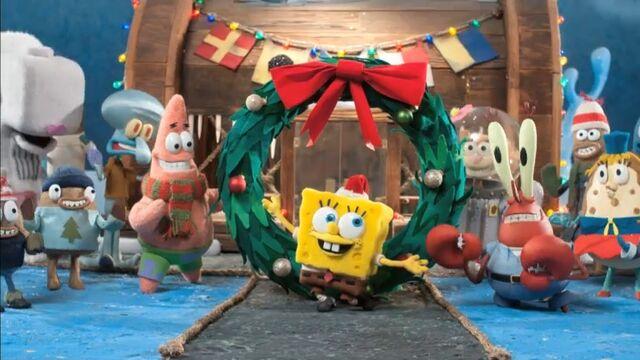File:Its a SpongeBob Christmas Cast Shot.jpg