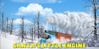 Santa's Little Engine