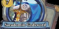 Saradomin Godsword