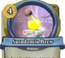 Saradomin Brew