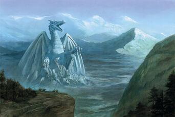 Dragon Mountain Monument