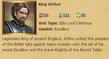 King Arthur1