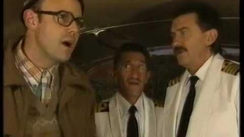 ChuckleVision 11x09 All At Sea