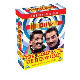Chucklevision boxset