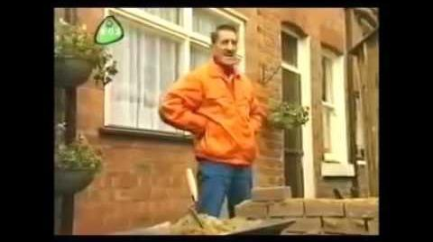 ChuckleVision 9x12 Put up Job