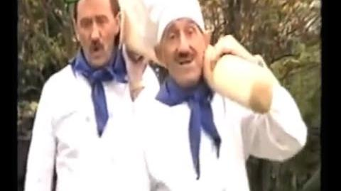 ChuckleVision 7x14 Whats Cooking