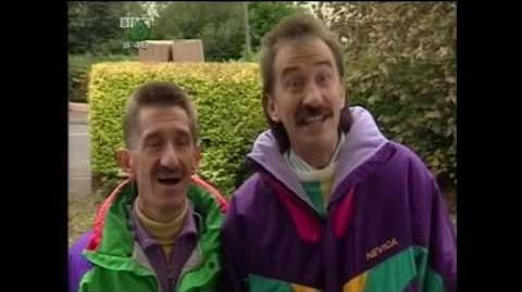 Chucklevision 6x06 Party Planners