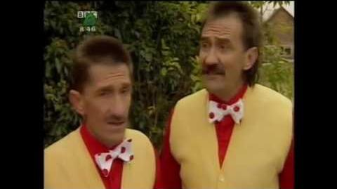 Chucklevision 6x03 Pizza the Action