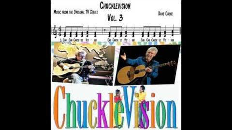 ChuckleVision30 - ChuckleVision Vol 3 Top 5 - -1 'Chucks and the Strange Wheel of Fortune'