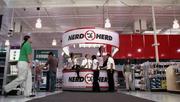 Nerd Herd assembly