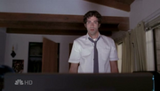 Chuck being 'Intersected'