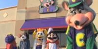 The Chuck E Cheese Gang