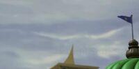 Hodge Sails Away
