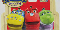Chuggington Wooden Railway