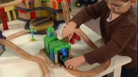 Chuggington Wooden Railway System