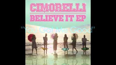 """CIMORELLI """"Believe It EP"""" Sampler-0"""