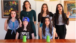 Cimorelli in the Cups Video