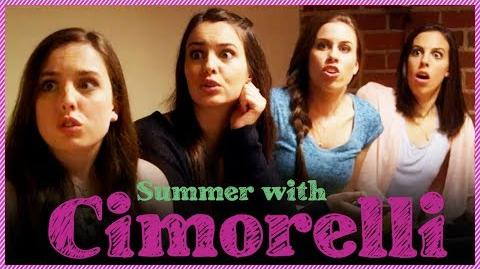 Summer with Cimorelli Ep 5 - Pretty Little Cimorel-LIARS