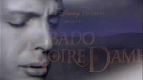 Sueña, el Jorobado de Notre Dame-Luis Miguel, letra