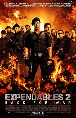 The expendables2