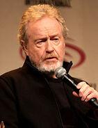 Ridley Scott by Gage Skidmore